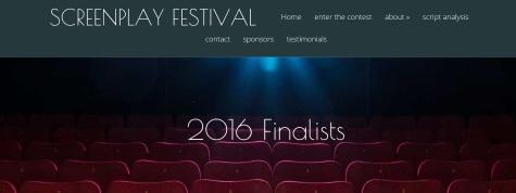 Screenplay Festival